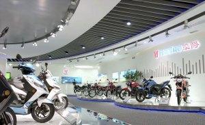 Haojue Motos, líder en ventas 18 años consecutivos