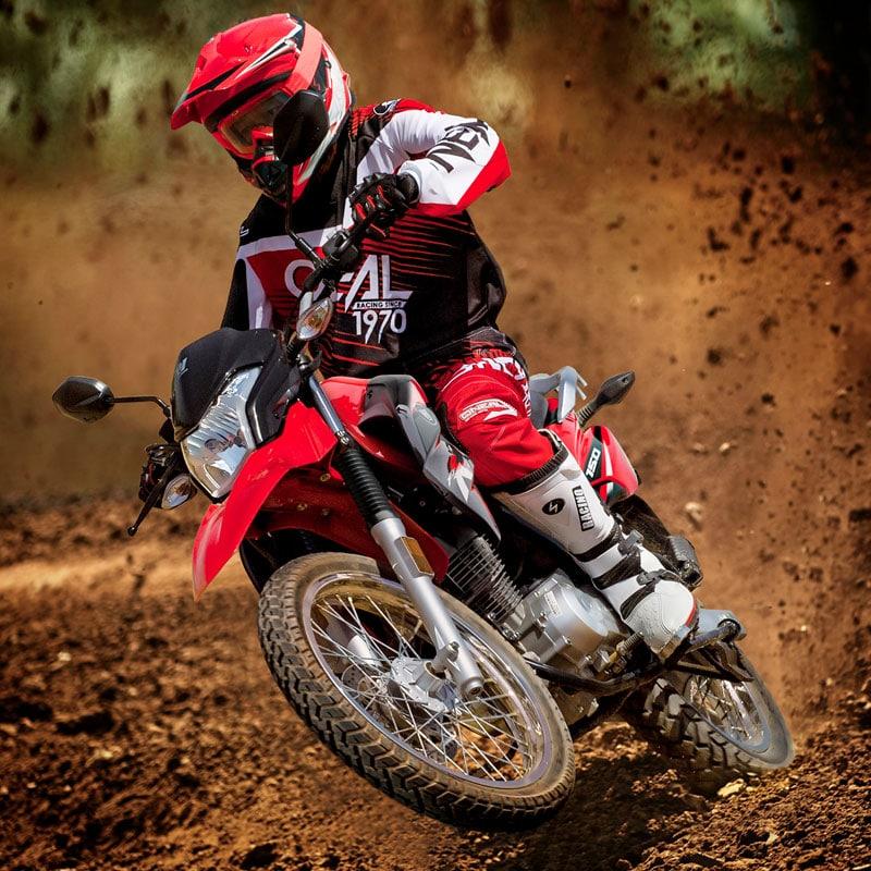 Moto lineal 150cc Haojue NK150