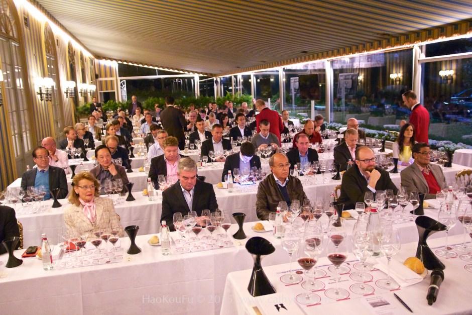 參與 VDEWS 品酒會的不乏知名酒莊莊主及酒評家
