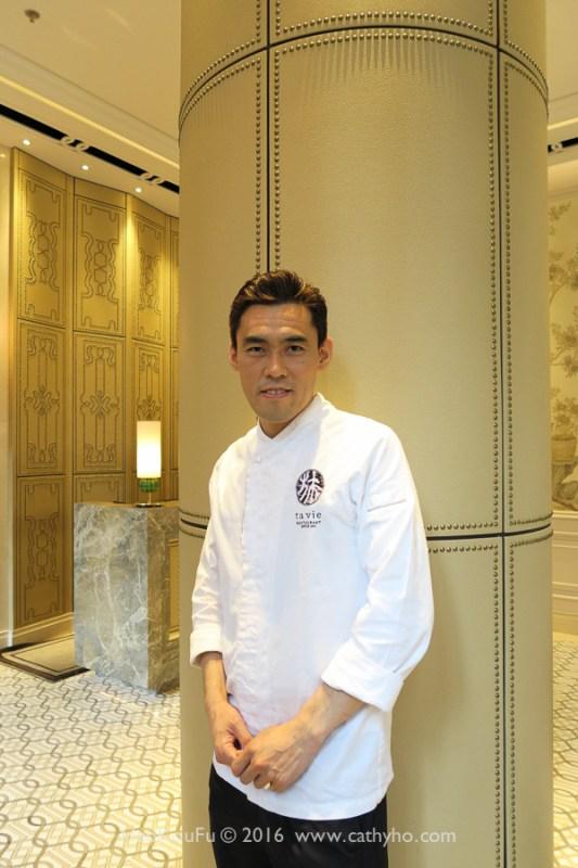 Ta Vie旅的日籍主廚伊藤秀明揉合日法技巧,料理完成度高,不僅有創意也呈現出個人風格,看好他再摘一星。