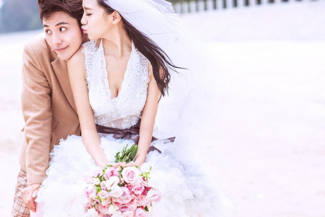 三亜  Sanya   海外の結婚式の前攝 寫真集