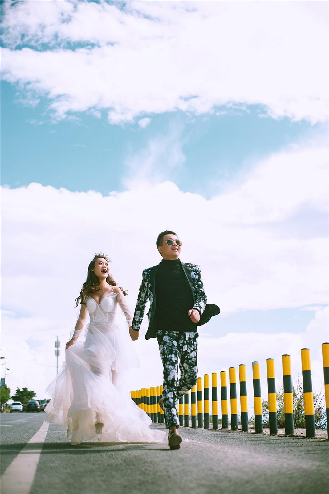 ダリ  Dali   海外の結婚式の前攝 寫真集