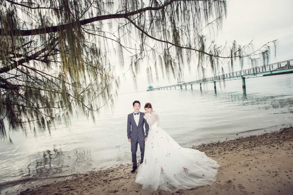 海外婚紗,關島拍婚紗,海外婚紗推薦,婚紗照風格