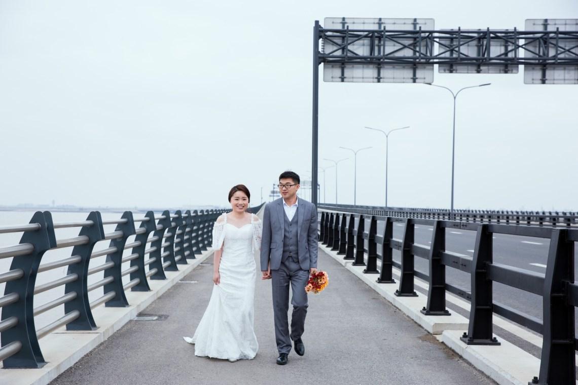 連雲港  Lianyungang  海外の結婚式の前攝 寫真集