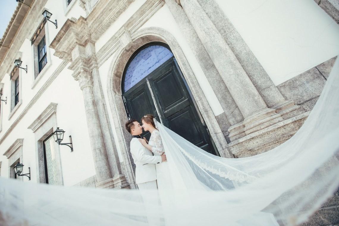婚紗攝影,旅行婚紗,海外婚紗,澳門拍婚紗
