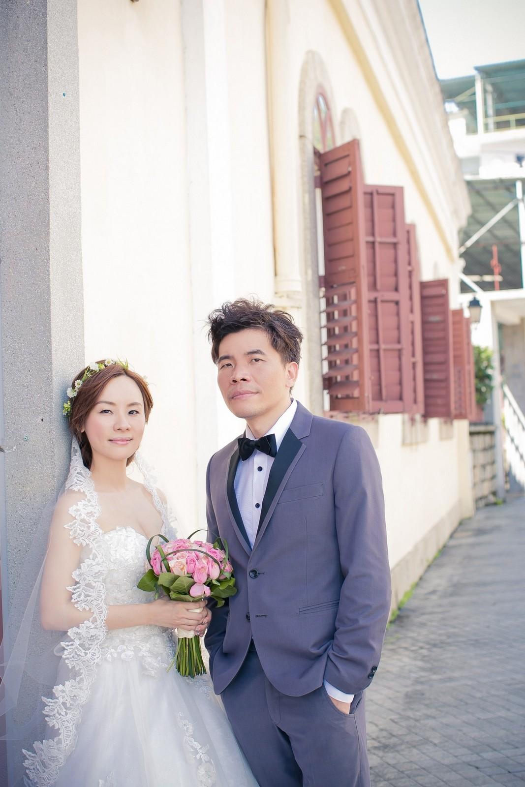 婚紗攝影,旅行婚紗,海外婚紗澳門拍婚紗