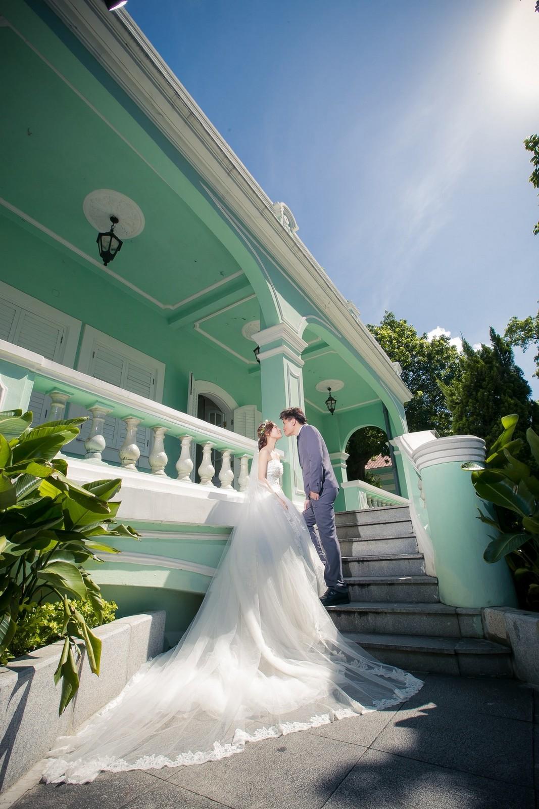 婚紗攝影,澳門婚紗,海外婚紗,澳門拍婚紗