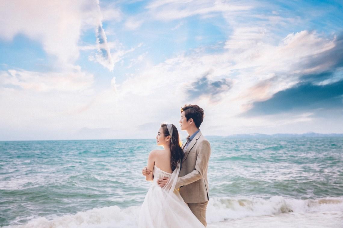 サムイ島 Sumei  海外の結婚式の前攝 寫真集
