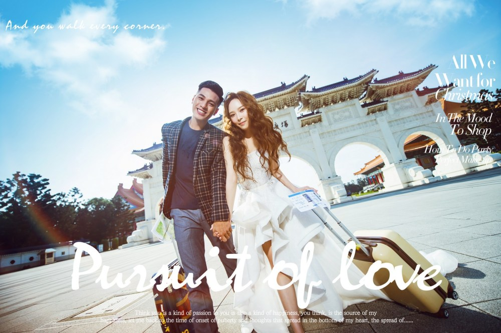 台灣拍婚紗,臺北拍婚紗,海外婚紗,國外自助婚紗