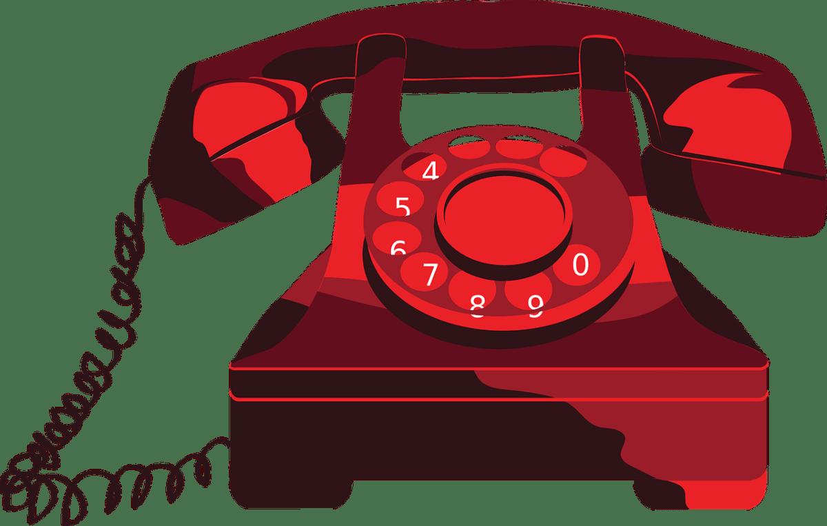 הוצאה מיותרת טלפון קווי