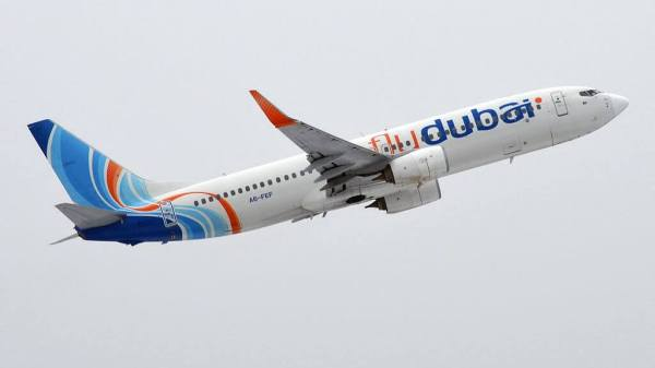 FlyDubai-A6-FEF-Boeing-737-8KN-at-Vnukovo-International-Airport
