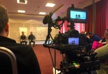 Broadcasting mit Benjamin Kurtz - Ausbildungsinhalte filmen