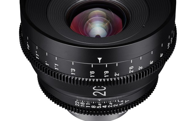 XEEn 20mm Filmobjektiv