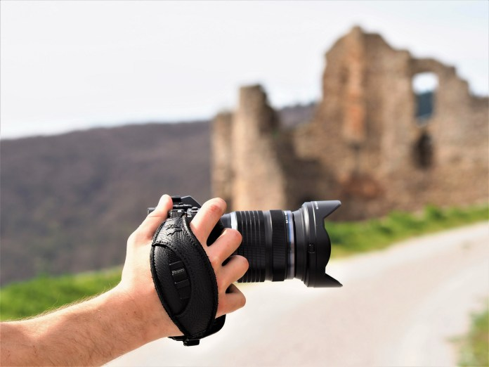 EDDYCAM SLiNG-2 - Handschlaufe aus Leder - HapaTeam - Fototaschen ...