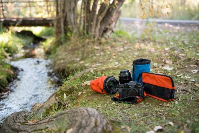 Tamrac Goblin Taschen für Vlogging Zubehör, Objektive und anderes