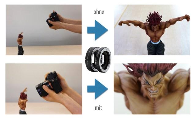 Zwischenringe - Makrofotos ohne teures Makroobjektiv