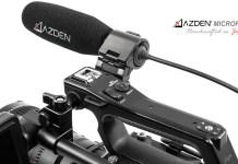 Das neue Azden SGM-250CX Cinema-Mikrofon