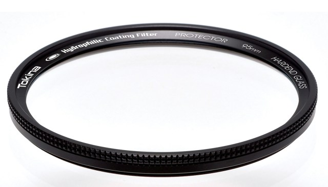 Tokina Hydrophilic Filter sind in vielen Größen verfügbar