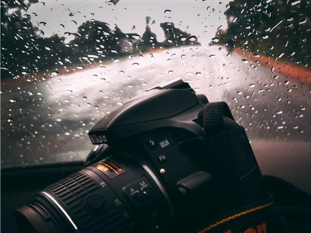 Gewitterfotografie Kamera