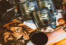 Graufilter in Frauenhand - Ein Landschaftsfoto-Streifzug mit der Kenko-Fotografin Sharyn Hodges