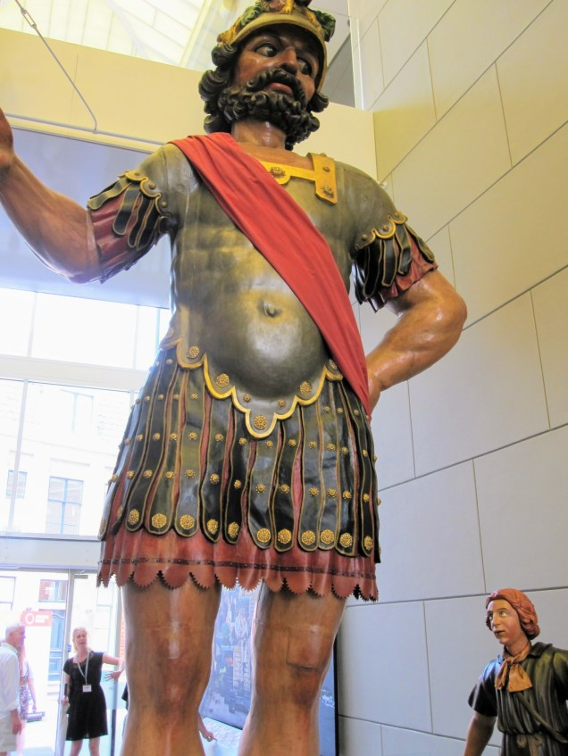 Civic Guards Gallery (Schuttersgallery)'s David & Goliath