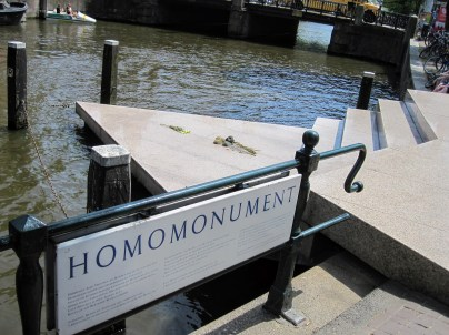 Homomonument, for gays