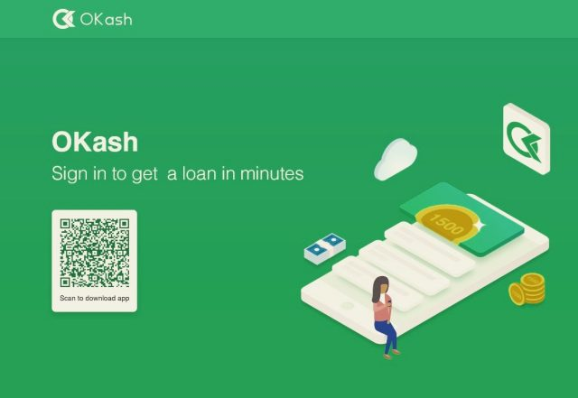 How to get a loan from OKash - HapaKenya
