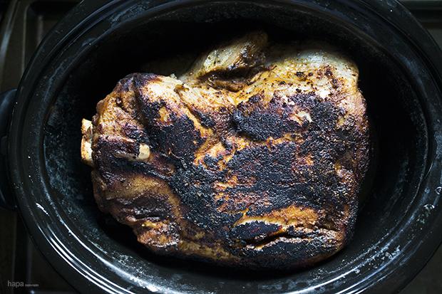 Pulled Pork - Slow Cooker