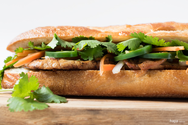 Totally awesome, super addictive - Banh Mi!