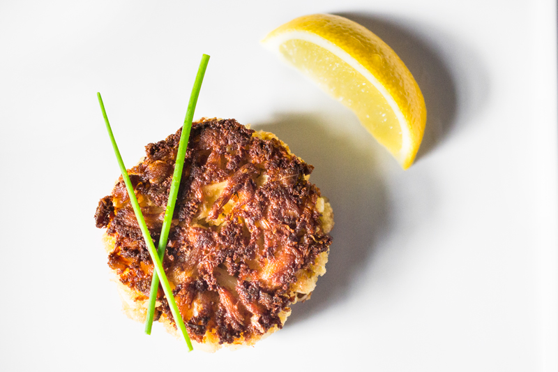 Baking Crab Cakes From Whole Foods