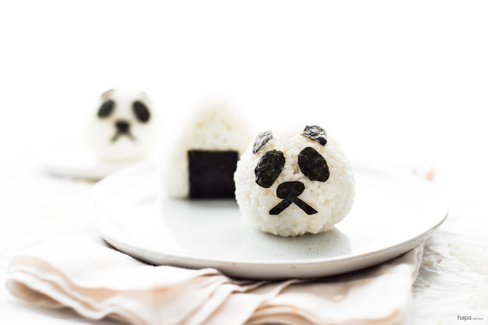 Perfect for a bento lunch or picnic - Onigiri (Japanese Rice Balls) are fun and delicious!