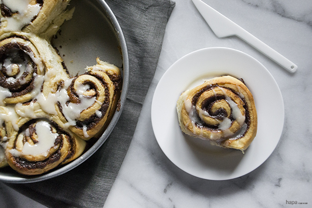 Cinnamon Rolls - Bottom Banner