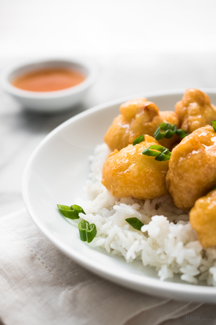 Create crispy Sweet and Sour Chicken better than takeout and no bottled sauce here!