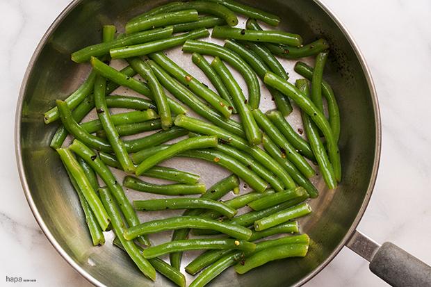 Green Beans - Warm
