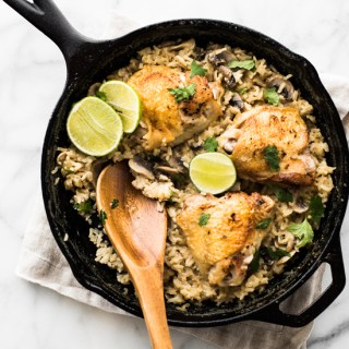 Thai-Style Chicken and Rice