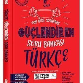 Ankara Yayıncılık 7. Sınıf Güçlendiren Türkçe Soru Bankası
