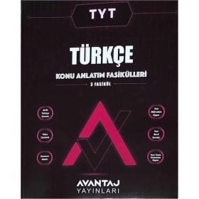 Avantaj Yayınları TYT Türkçe Konu Fasikülleri