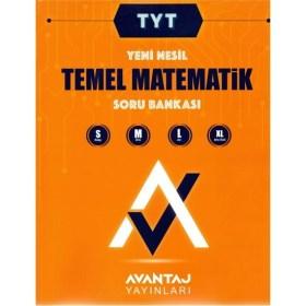 Avantaj Yayınları Tyt Temel Matematik Soru Bankası