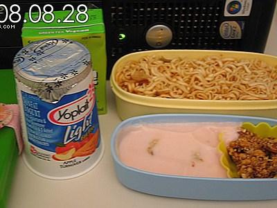 Harvest-y Noodle Bento