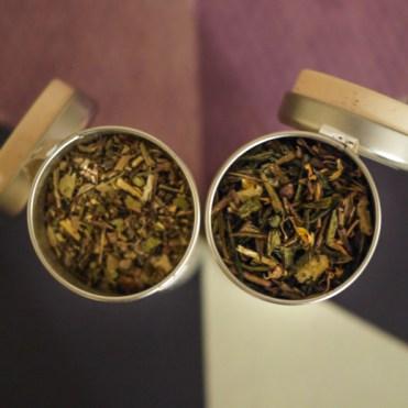 Leaves for Wellness Blend & Green Caramel