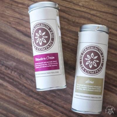 The Persimmon Tree® Tea Company: Mandarin Cream