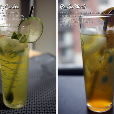 Drinks Using Gourmet Spices from Marx Foods