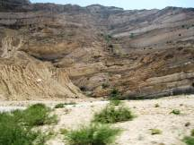Dhofar Mountains - on the way to Al-Shaat