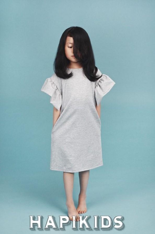 Платье ангела Mummymoon серого цвета от AmeliaJCollection.com
