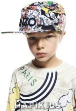 Ретро-летние принты для мальчиков в детской одежде Kenzo