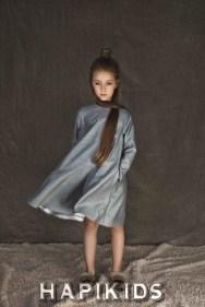 Минимальная детская одежда от Unlabel для осень / зима 2017