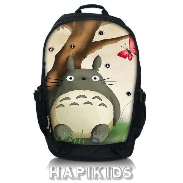 Мультяшный рюкзак для мальчиков и девочек