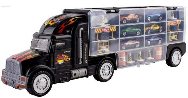 Игрушка для хранения колекции автомобилей