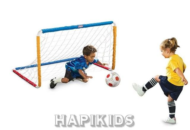 Легкий набор футбольных мячей