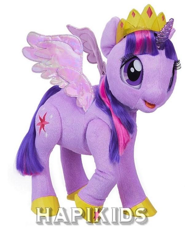 Моя маленькая Пони Интерактивная игра «Моя волшебная принцесса Сумеречная искра»